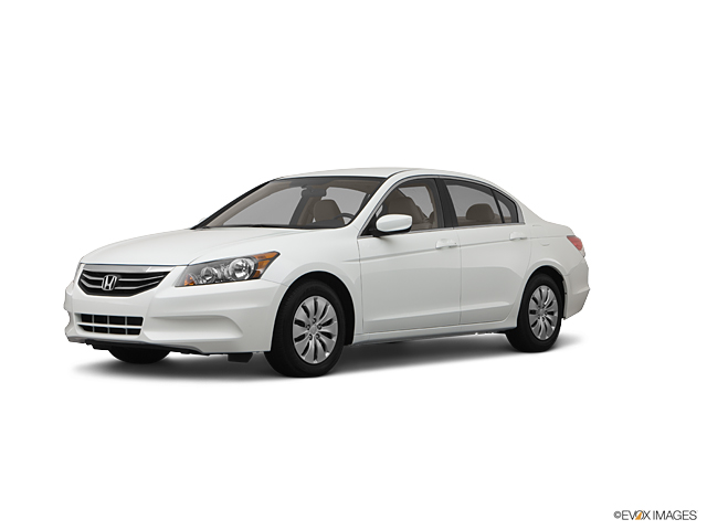 2012 Honda Accord Sedan Vehicle Photo in Midland, TX 79703