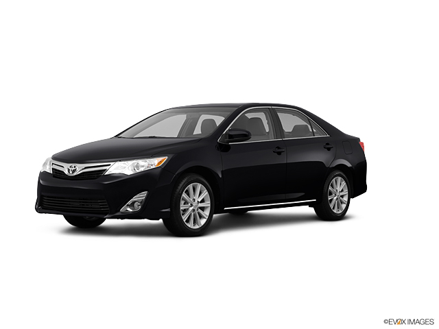 2012 Toyota Camry Vehicle Photo in Greensboro, NC 27405