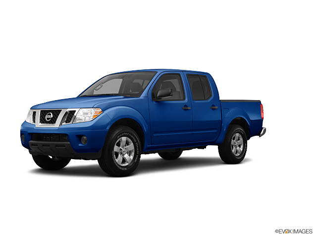 2012 Nissan Frontier Vehicle Photo in Johnston, RI 02919