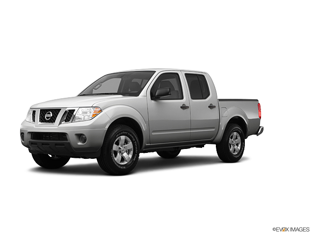 2012 Nissan Frontier Vehicle Photo in Knoxville, TN 37912