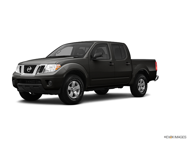 2012 Nissan Frontier Vehicle Photo in Independence, MO 64055