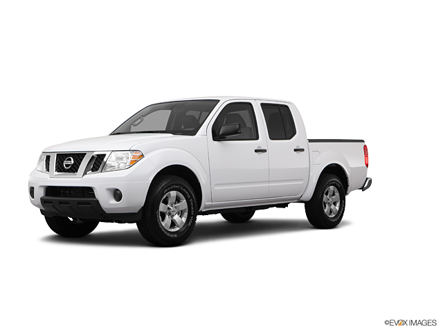 2012 Nissan Frontier Vehicle Photo in Hyde Park, VT 05655