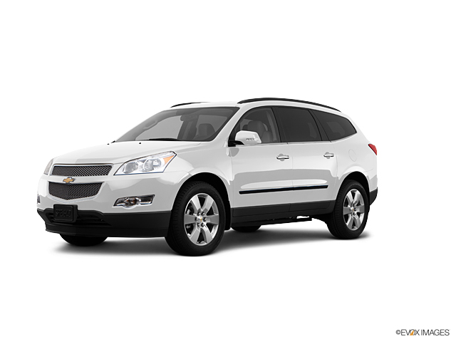 2012 Chevrolet Traverse Vehicle Photo in Madison, WI 53713