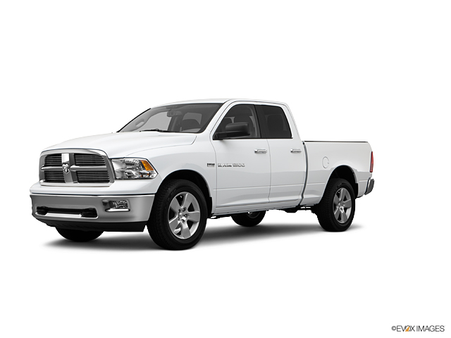 2012 Ram 1500 Vehicle Photo in Akron, OH 44320
