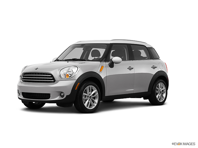 2012 MINI Cooper Countryman Vehicle Photo in Joliet, IL 60435