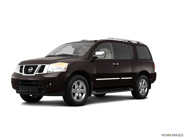 2012 Nissan Armada Vehicle Photo in Joliet, IL 60435