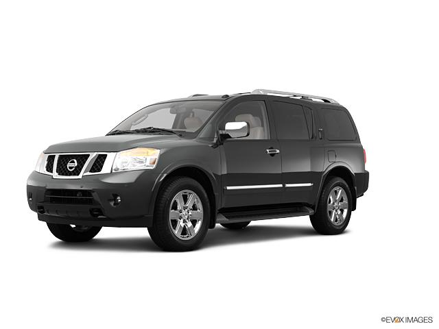 2012 Nissan Armada Vehicle Photo in Selma, TX 78154