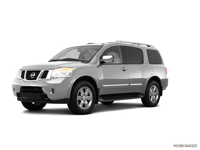 2012 Nissan Armada Vehicle Photo in Colorado Springs, CO 80905