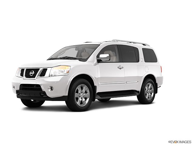 2012 Nissan Armada Vehicle Photo in Austin, TX 78759