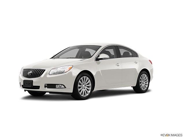 2012 Buick Regal Vehicle Photo in Raleigh, NC 27609