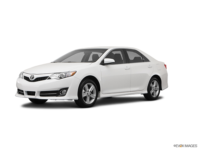 2012 Toyota Camry Vehicle Photo in Trevose, PA 19053-4984