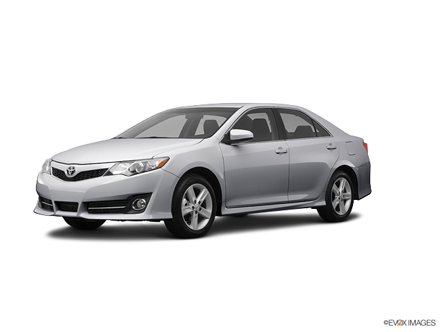 2012 Toyota Camry Vehicle Photo in Tallahassee, FL 32308