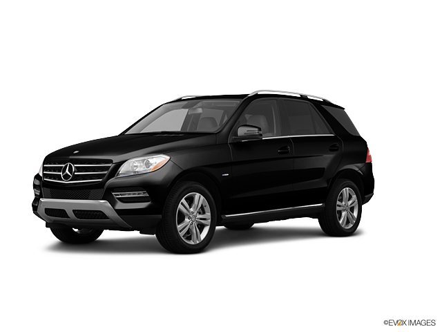 2012 Mercedes-Benz M-Class Vehicle Photo in San Antonio, TX 78257