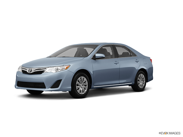2012 Toyota Camry Vehicle Photo in Manassas, VA 20109