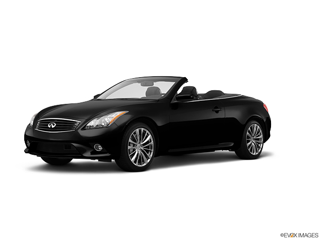2012 INFINITI G37 Convertible Vehicle Photo in Akron, OH 44303