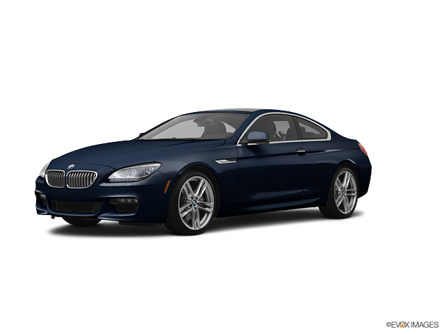 2012 BMW 650i Vehicle Photo in Springfield, MO 65809