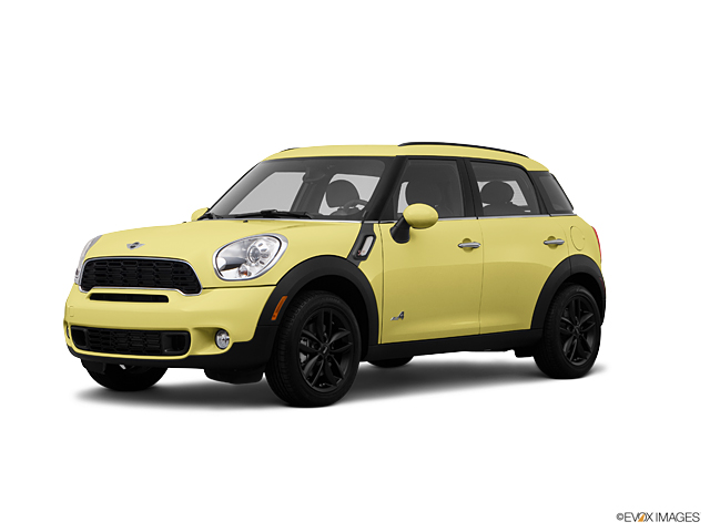 2012 MINI Cooper S Countryman ALL4 Vehicle Photo in Denver, CO 80123