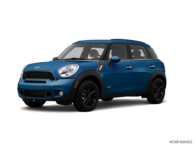 2012 MINI Cooper S Countryman Vehicle Photo in Doylestown, PA 18902