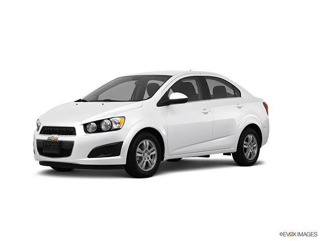 2012 Chevrolet Sonic Vehicle Photo in Wesley Chapel, FL 33544