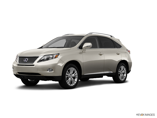 2012 Lexus RX 450h Vehicle Photo in Frederick, CO 80504