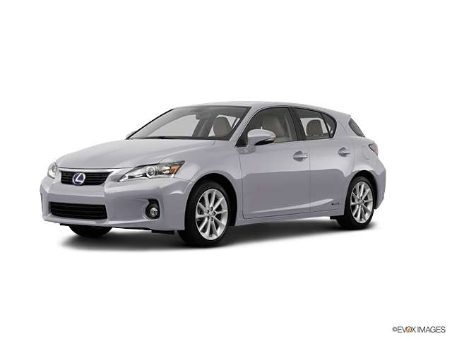 2012 Lexus CT 200h Vehicle Photo in Atlanta, GA 30350