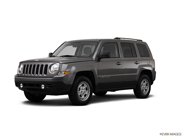 2012 Jeep Patriot Vehicle Photo in Trevose, PA 19053
