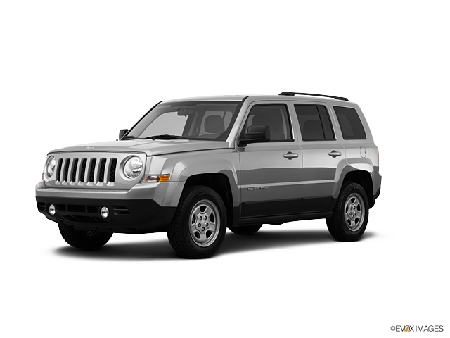 2012 Jeep Patriot Vehicle Photo in Oak Lawn, IL 60453