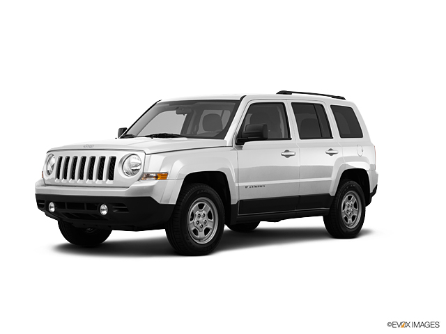 2012 Jeep Patriot Vehicle Photo in Danville, KY 40422