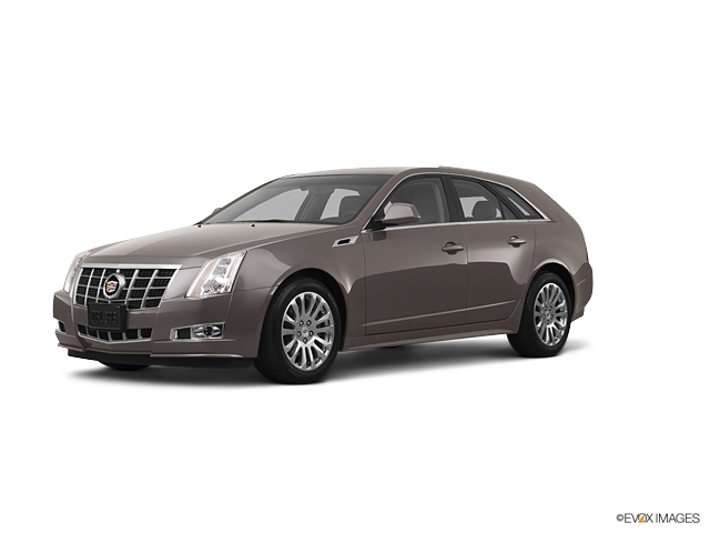 2012 Cadillac CTS Wagon Vehicle Photo in Gainesville, GA 30504
