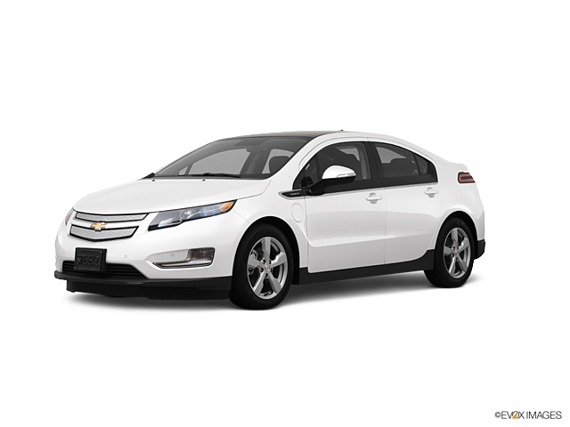 Buy Or Lease This Summit White 2012 Chevrolet Volt In Wesley Chapel