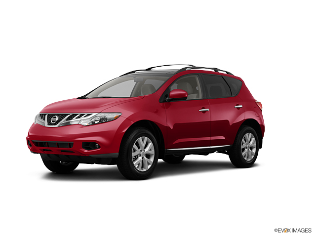2012 Nissan Murano Vehicle Photo in Lansing, MI 48911
