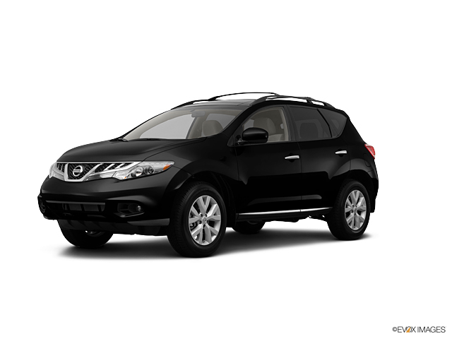 2012 Nissan Murano Vehicle Photo in Sioux City, IA 51101