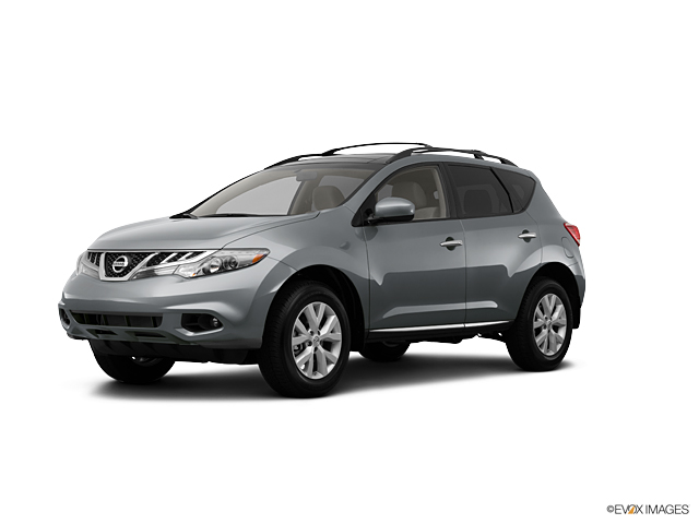 2012 Nissan Murano Vehicle Photo In San Jose, CA 95117