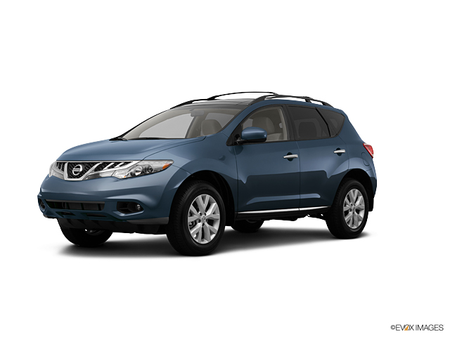 2012 Nissan Murano Vehicle Photo in West Chester, PA 19382
