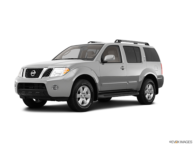 2012 Nissan Pathfinder Vehicle Photo in Richmond, VA 23231