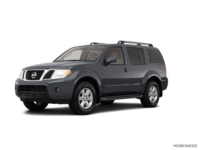 2012 Nissan Pathfinder Vehicle Photo in Lees Summit, MO 64086