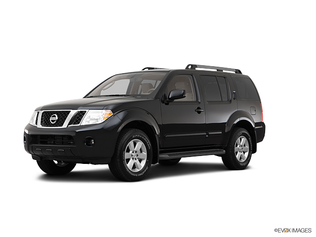 2012 Nissan Pathfinder Vehicle Photo In Columbus, GA 31909