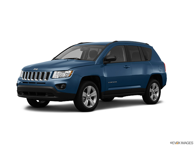 2012 Jeep Compass Vehicle Photo in Plainfield, IL 60586-5132