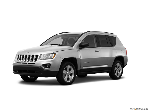 2012 Jeep Compass Vehicle Photo in Trevose, PA 19053
