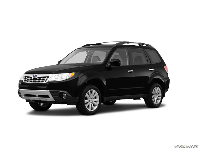 2012 Subaru Forester Vehicle Photo in Greenville, NC 27834