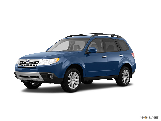 2012 Subaru Forester Vehicle Photo in Warrensville Heights, OH 44128