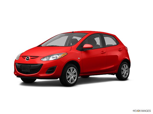 2012 Mazda Mazda2 Vehicle Photo in Colorado Springs, CO 80905