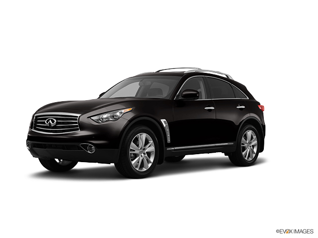 bartow black 2012 infiniti fx35: used suv for sale - cm150544