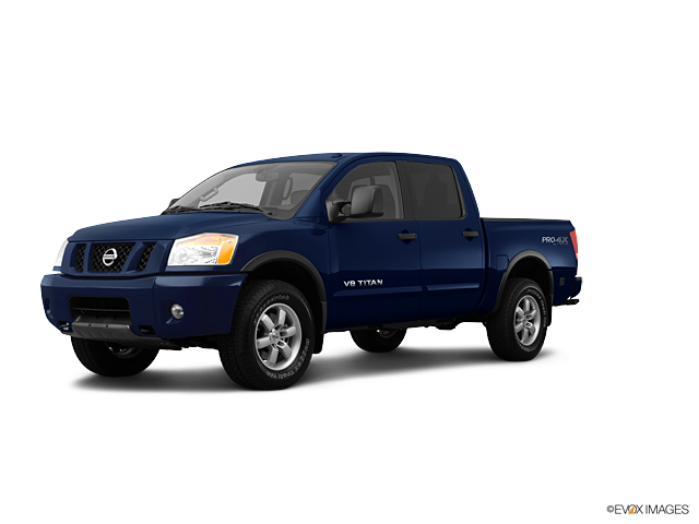 2012 Nissan Titan Vehicle Photo in Richmond, VA 23231
