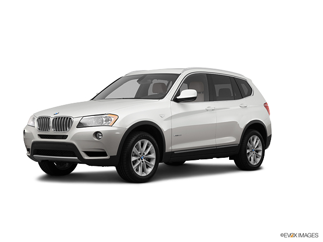 2012 BMW X3 28i Vehicle Photo in Fayetteville, NC 28314