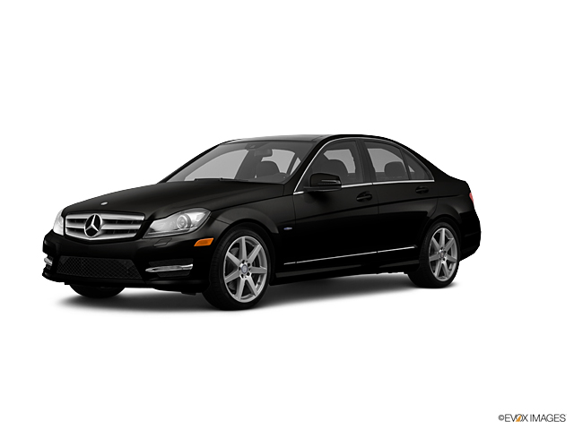 2012 Mercedes-Benz C-Class Vehicle Photo in Terryville, CT 06786
