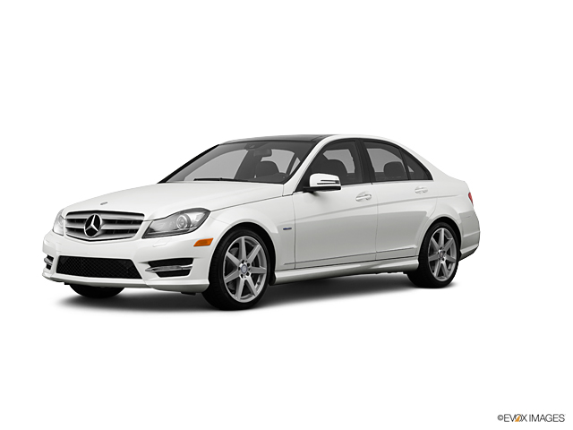 2012 Mercedes-Benz C-Class Vehicle Photo in West Chester, PA 19382