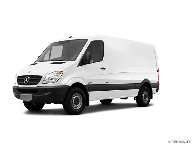 2012 Mercedes Benz Sprinter Cargo Vans For Sale In Hampton