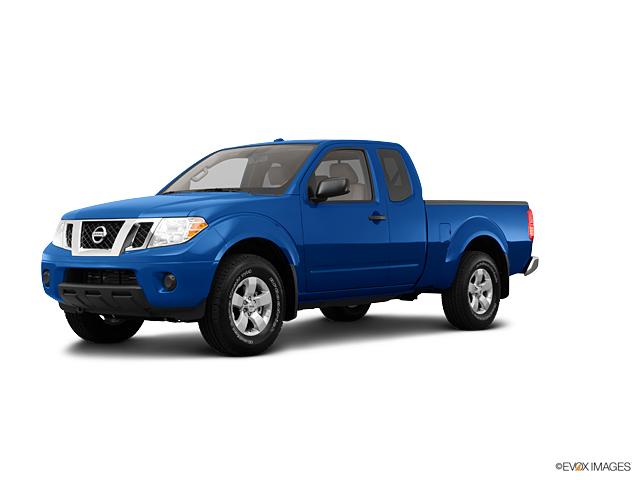 2012 Nissan Frontier Vehicle Photo in Jasper, GA 30143
