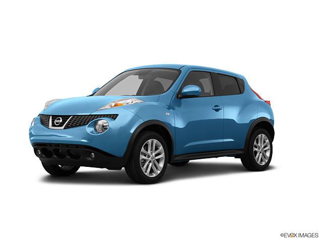 2012 Nissan JUKE Vehicle Photo in Peoria, IL 61615